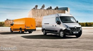 Renault unveils new Master at CV Show