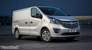 Brand-new Vauxhall Vivaro makes debut in Birmingham