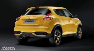 Nissan launches new Juke specs