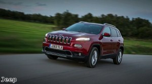Order books open for new Jeep Cherokee