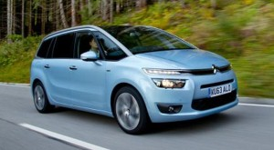 Citroen Grand C4 Picasso named Best MPV at Diesel Car Magazine awards