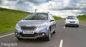 Peugeot named Most Improved manufacturer in Driver Power survey