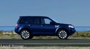 Land Rover to debut Freelander Metropolis