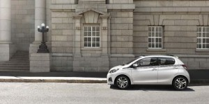 Peugeot 108 marks a new era in small car design