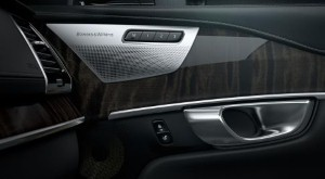 Volvo XC90 partners with Bowers and Wilkins to deliver exquisite sound system