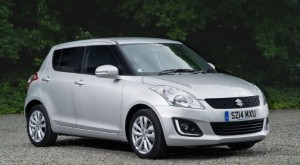 Suzuki Swift gets a revamp