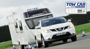 Nissan's latest Qashqai named Overall Winner at the 2014 Tow Car Awards