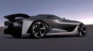 Nissan unveils Concept 2020 Vision GT