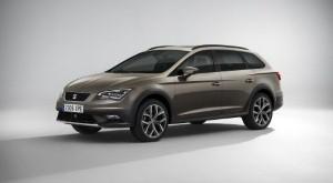 All-new SEAT Leon X-PERIENCE 'fun on all roads'