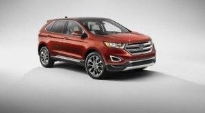 Ford unveils the all-new 'charismatic' Edge