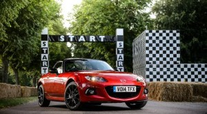 Mazda reveals 25th anniversary edition of its MX-5