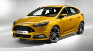 Ford debuts new Focus ST at Goodwood Festival of Speed