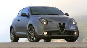 Alfa Romeo Mito 'cool, collected and confident'