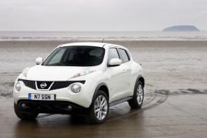 Sporty new Nissan Juke arrives in UK