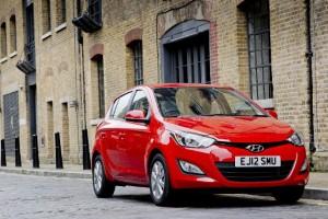 Youthful new look revealed for Hyundai i20 coupe