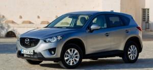 Mazda CX-5 wins best car award