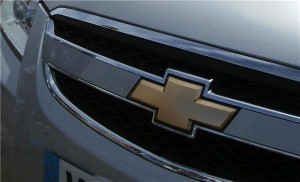 Post-scrappage incentive announced on new Chevrolets