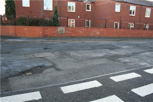New car drivers most concerned abut potholes?