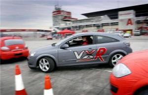 Vauxhall cars confirms VXR Challenge