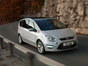 Ford cars 'to benefit from blind-spot technology'