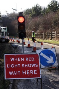 Bigger road sign plans to benefit elderly new car drivers?