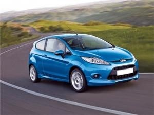 Ford sales 'boosted by Fiesta demand'