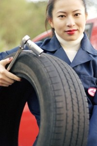 Used car drivers could make use of free tyre check