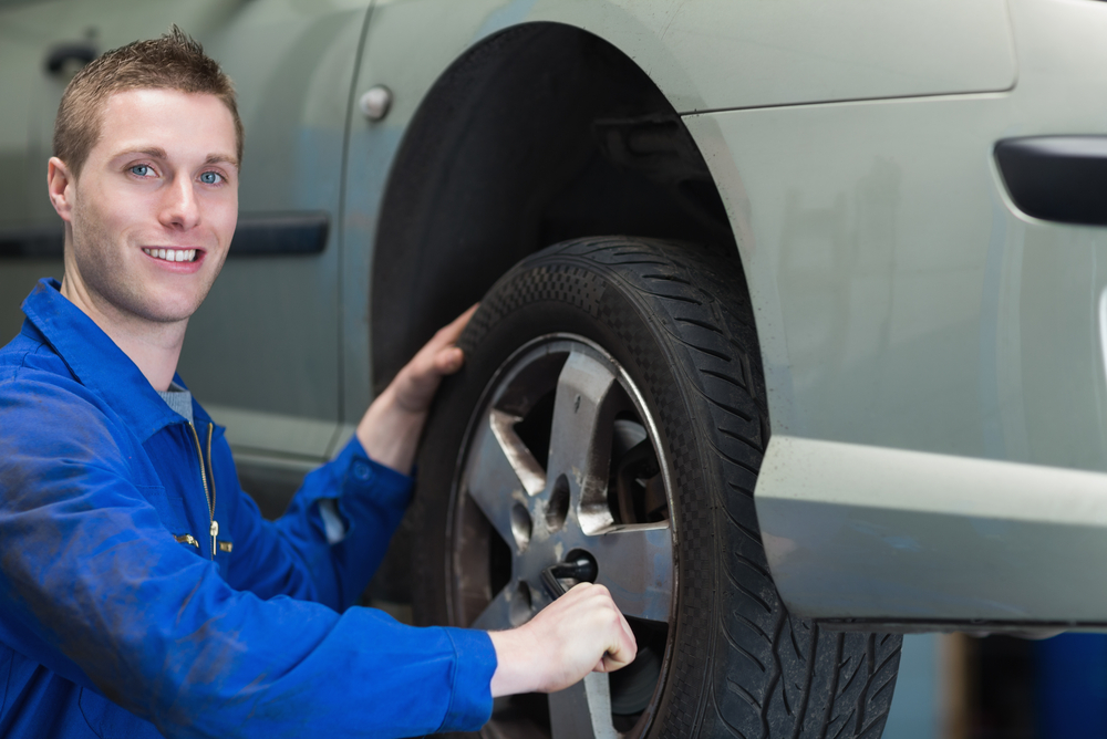 A Guide to Tyre Maintenance