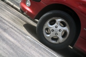 Under-inflated tyres costing used car drivers millions?