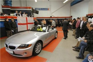 Used car buyers turn out in force for convertibles auction