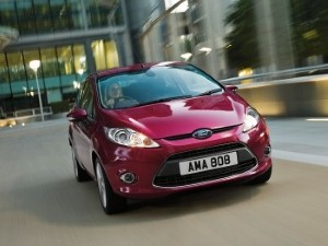New Ford Fiestas 'most registered vehicles last year'