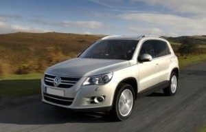 New Volkswagen Tiguan given Match title