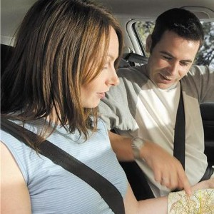 Female new car drivers 'have more hours driving instruction'