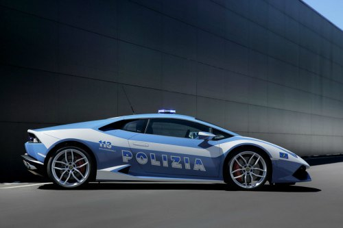 The Worlds Most Brilliant Police Cars (And A Couple Of Rubbish Ones)