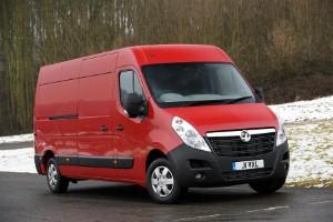 Vauxhall Movano hailed as Best New Van