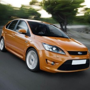 Ford Focus named Best Fleet Car