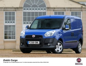 Fiat Doblo Cargo recognised at van awards