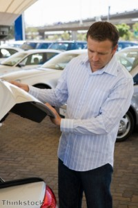Drivers urged to look past prices on used car checks
