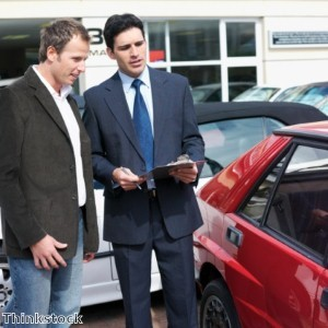 Firm offers advice on buying road legal used cars