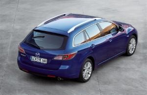Mazda 6 wins Best Estate Car 2010 title