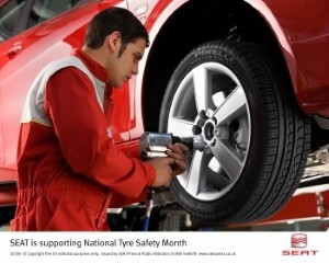 'Correctly inflated tyres could save used car drivers millions'
