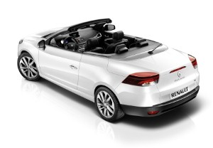 Renault prices new car, the coupe-cabriolet