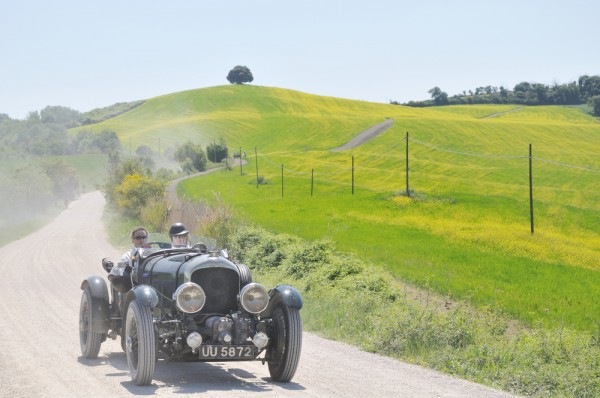 Iconic Car of the Month: Bentley Blower