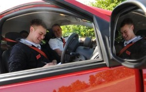 New car drivers 'can save on insurance after passing test'