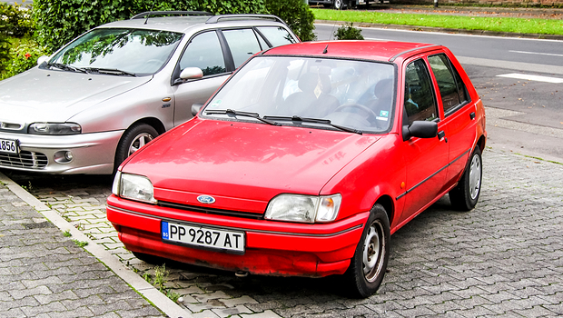 The History of the Ford Fiesta