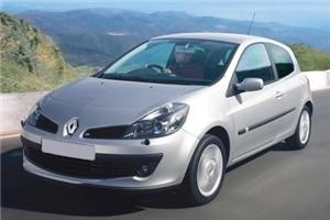 Renault Clio drives sales in stagnant market