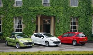 Peugeot 207 helps anniversary celebrations