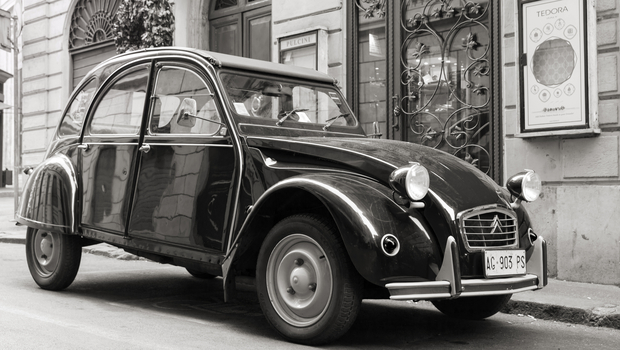 The History of Citroën