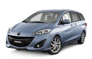 New Mazda 5 gets an image upgrade