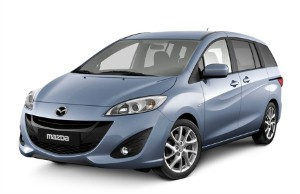 Mazda releases further details of forthcoming 5 model